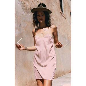 NWT Spell Maple Slip Dress